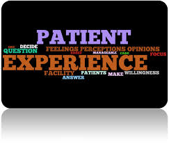patient experience graphic